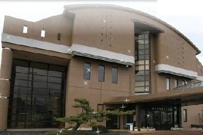 橋本市産業文化会館アザレア