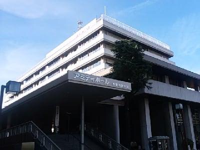 西宮市民会館アミティホール